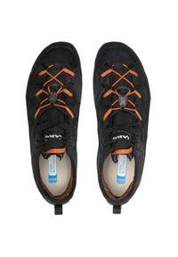 Aku - Trekkingi AKU - Rock Dfs GORE-TEX 722.1 Black/Orange 108. Kolor: czarny. Materiał: skóra, materiał, zamsz. Szerokość cholewki: normalna. Technologia: Gore-Tex. Sport: turystyka piesza
