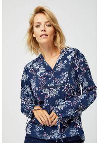MOODO - Koszula w kwiaty. Wzór: kwiaty