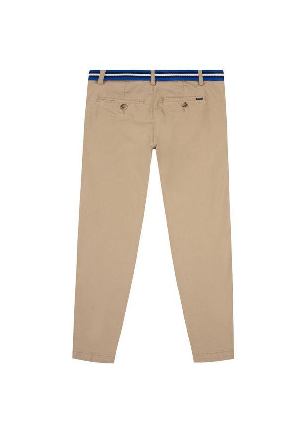 Beżowe spodnie Polo Ralph Lauren