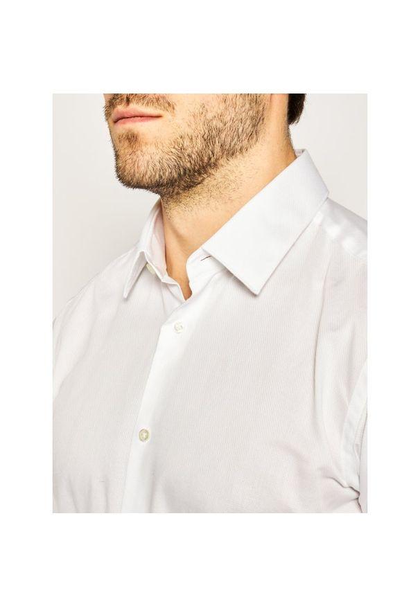 Biała koszula BOSS