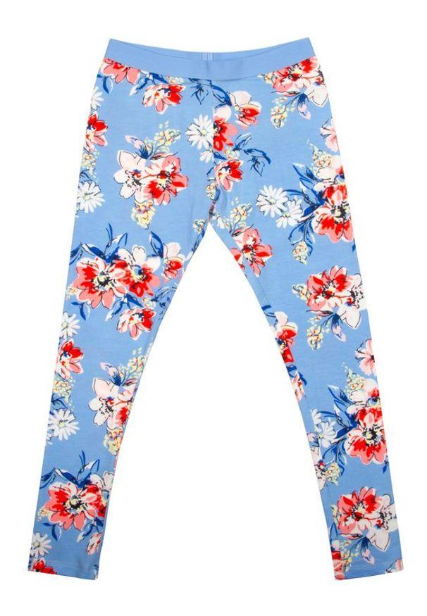 Niebieskie legginsy Primigi