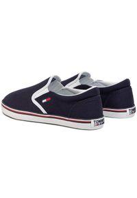 Niebieskie trampki Tommy Jeans