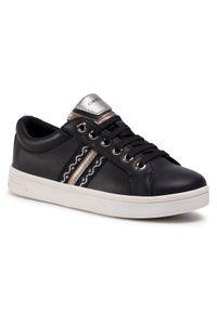 Geox Sneakersy J Djrock G. H J024MH 00085 C9999 S Czarny. Kolor: czarny
