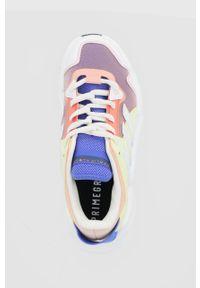 adidas Performance - Buty KK X9000. Nosek buta: okrągły. Zapięcie: sznurówki. Materiał: guma