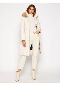 Beżowa kurtka puchowa Calvin Klein
