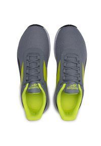 Buty Reebok - Energen Plus G55396 Cdgry4/Cblack/Yelflr. Kolor: szary. Materiał: skóra ekologiczna, materiał, skóra. Szerokość cholewki: normalna