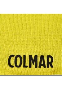 Żółta czapka zimowa Colmar