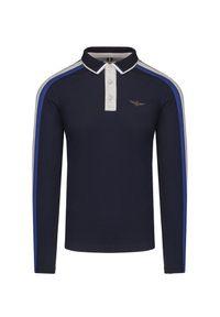 Koszulka polo Aeronautica Militare z haftami, polo