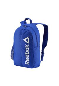 Plecak Reebok sportowy, w paski