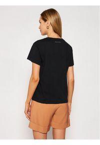 Czarny t-shirt Marc O'Polo polo