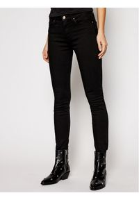 TOMMY HILFIGER - Tommy Hilfiger Jeansy Jegging Fit WW0WW22051 Czarny Jegging Fit. Kolor: czarny. Materiał: elastan, bawełna, jeans
