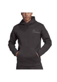 Bluza Adidas w jednolite wzory, sportowa