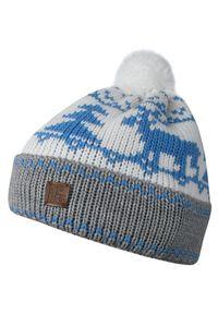 Niebieska czapka Spree na zimę