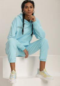 Niebieski dres Renee