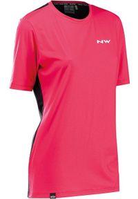 NORTHWAVE Koszulka rowerowa damska XTRAIL JERSEY. Materiał: jersey