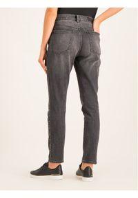 Armani Exchange Jeansy 6GYJ51 Y2HRZ 0903 Szary Slim Fit. Kolor: szary. Materiał: jeans
