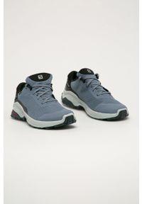 salomon - Salomon - Buty Reveal GTX. Nosek buta: okrągły. Zapięcie: sznurówki. Kolor: niebieski. Technologia: Gore-Tex