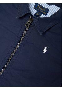 Polo Ralph Lauren Kurtka przejściowa Bayport Wb 322832091002 Granatowy Regular Fit. Typ kołnierza: polo. Kolor: niebieski