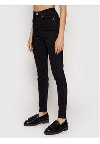 Tommy Jeans Jeansy Melany DW0DW10283 Czarny Super Skinny Fit. Kolor: czarny