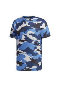 Koszulka sportowa Adidas na fitness i siłownię