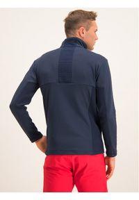 Niebieska bluza sportowa Eider