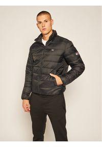 Czarna kurtka zimowa Tommy Jeans