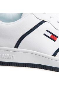 Białe półbuty Tommy Jeans