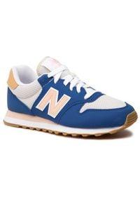 New Balance Sneakersy GW500CH1 Niebieski. Kolor: niebieski