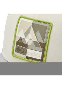 columbia - Czapka z daszkiem COLUMBIA - Mesh Snap Back Hat 1652541 Puzzle Patch 024. Kolor: szary. Materiał: materiał, bawełna