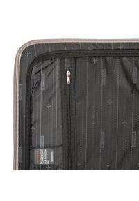 Beżowa walizka Wittchen