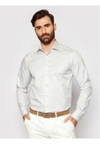 Stenströms Koszula 612751 8118 Biały Regular Fit. Kolor: biały