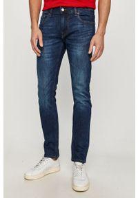 Niebieskie jeansy Guess