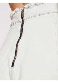 Niebieska spódnica jeansowa TwinSet
