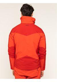 Czerwona kurtka sportowa Peak Performance narciarska