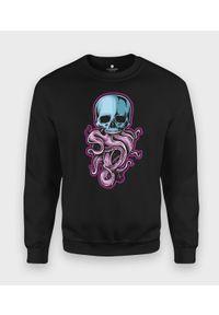 MegaKoszulki - Bluza klasyczna Tentacle Skull. Styl: klasyczny