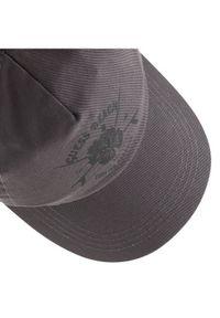 Szara czapka z daszkiem Guess