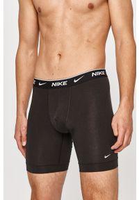 Czarne majtki Nike gładkie
