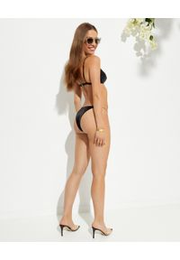 MISSION SWIM - Czarny top od bikini Vera. Kolor: czarny. Materiał: tkanina
