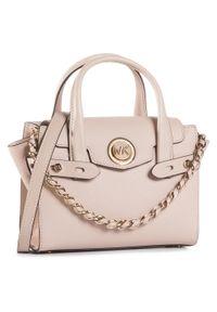 Różowa torebka klasyczna Michael Kors klasyczna