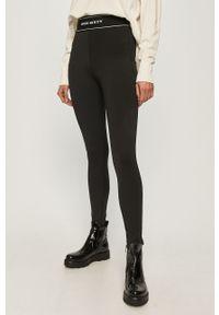 Czarne legginsy Miss Sixty klasyczne
