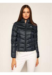 Czarna kurtka puchowa Calvin Klein Jeans