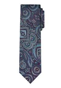 Vistula Krawat Archie XY1018 Niebieski. Kolor: niebieski