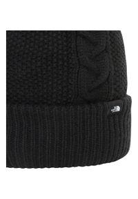 Czarna czapka The North Face
