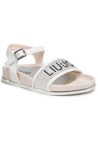 Białe sandały Liu Jo casualowe, na co dzień