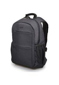 Czarny plecak na laptopa PORT DESIGNS