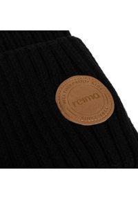 Czarna czapka zimowa Reima