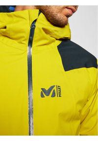 Żółta kurtka zimowa Millet