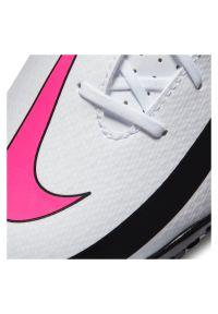 Buty piłkarskie turfy dla dzieci Nike Phantom GT Club CK8483. Zapięcie: sznurówki. Materiał: syntetyk. Szerokość cholewki: normalna. Sport: piłka nożna