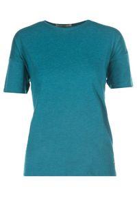 Zielony t-shirt Born2be