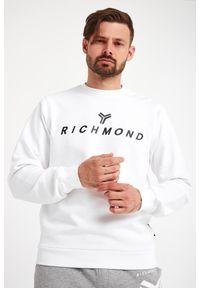 Bluza John Richmond Sport z nadrukiem, sportowa